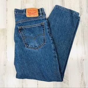 Levis 560 Comfort Fit Blue  Jeans size 34 x 30